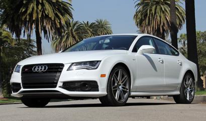 Sedan Automobiles Gayot - Audi 4 door sports car