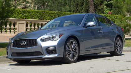 The Q50s 3.7 marks new direction for Infiniti's design