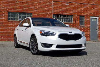 2014 Cadenza right front
