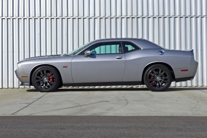 Challenger SRT left side