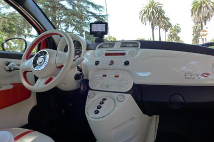 Fiat-500e-Interior