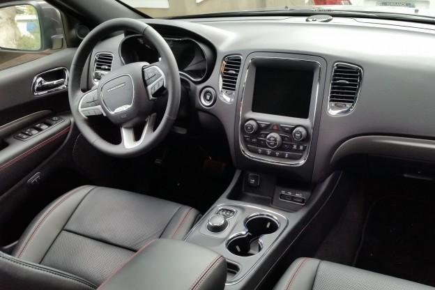 Top 10 Fastest Cars >> 2014 Dodge Durango R/T RWD | 2014 Durango Interior ...
