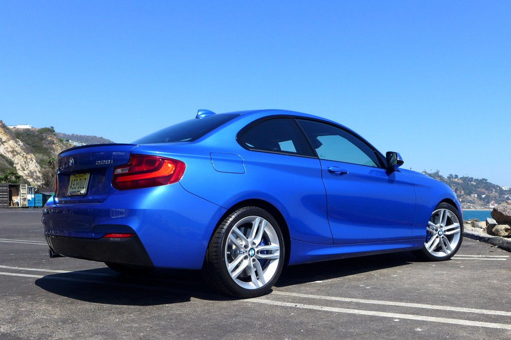 2015 Bmw 228i Coupe Review Price Photos Gayot