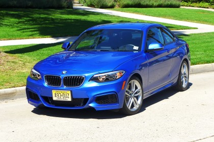 2015 BMW 228i Front Three Quarter