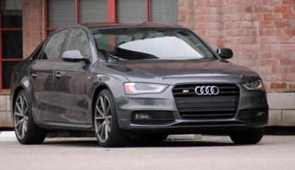 Audi-S4-quattro-three-quarters-front-view