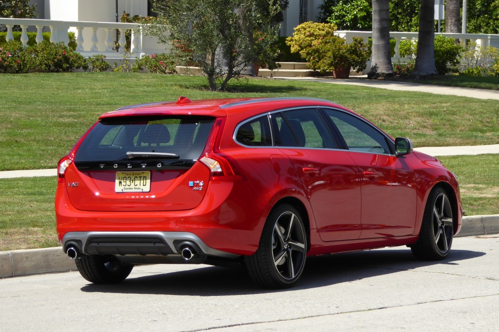 2016 Volvo V60 T6 R Design Review Price Photos Video Gayot