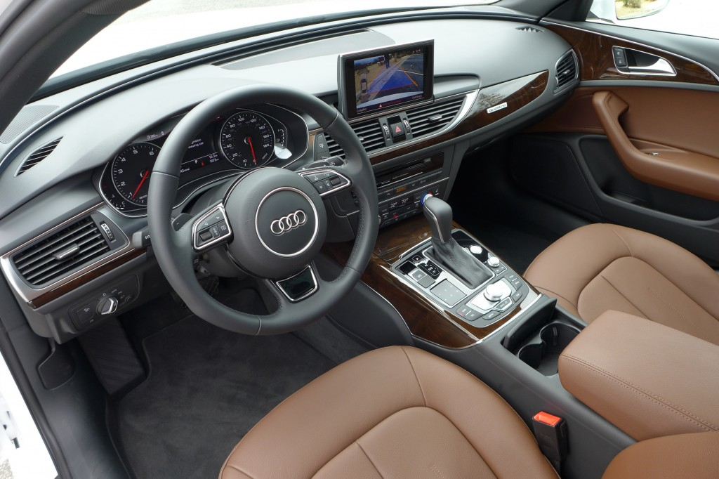 2016 audi a6 2 0t quattro tiptronic review price photos video gayot. Black Bedroom Furniture Sets. Home Design Ideas