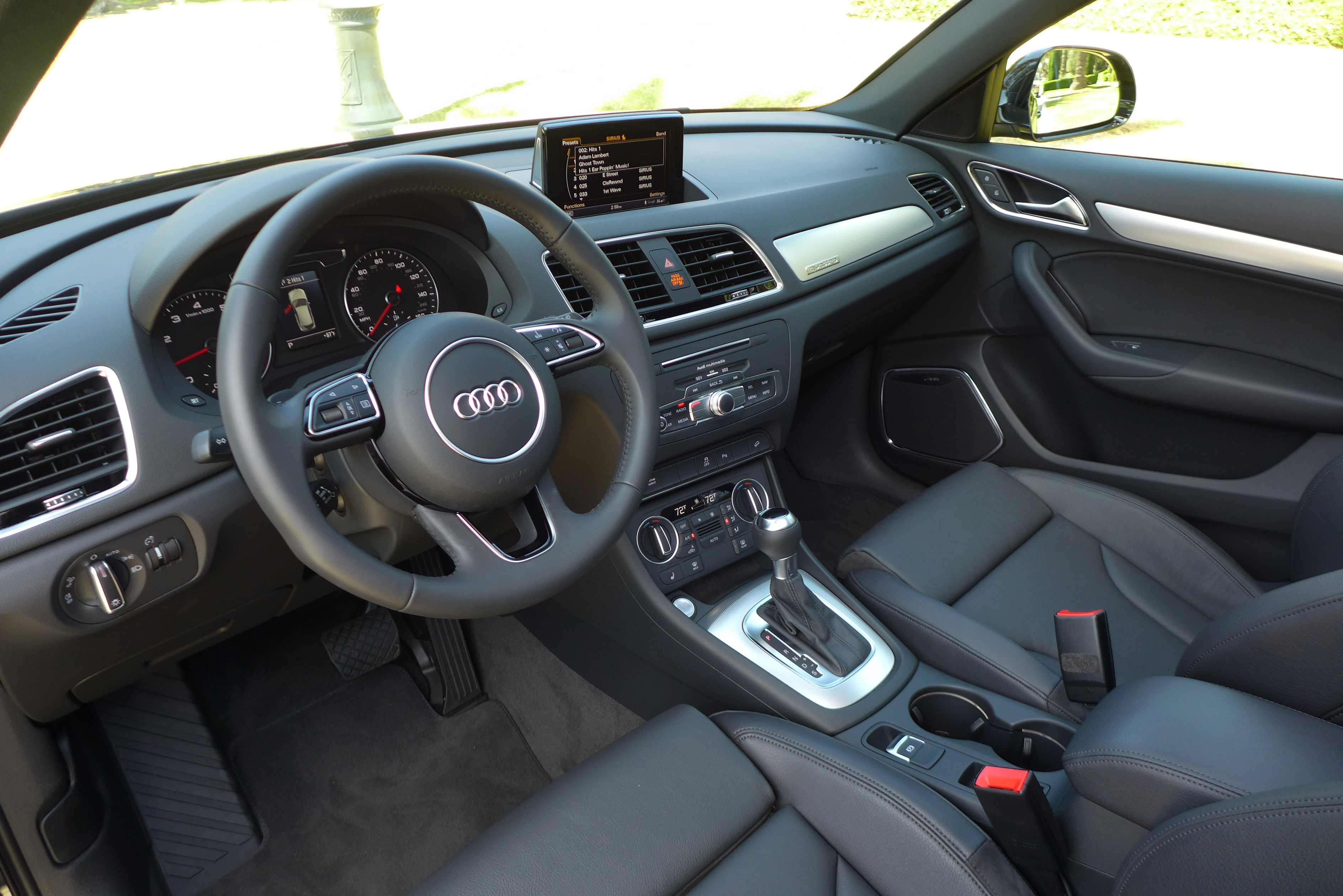 audi q3 s interior driverlayer search engine. Black Bedroom Furniture Sets. Home Design Ideas