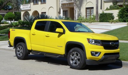 Chevrolet Colorado 4WD