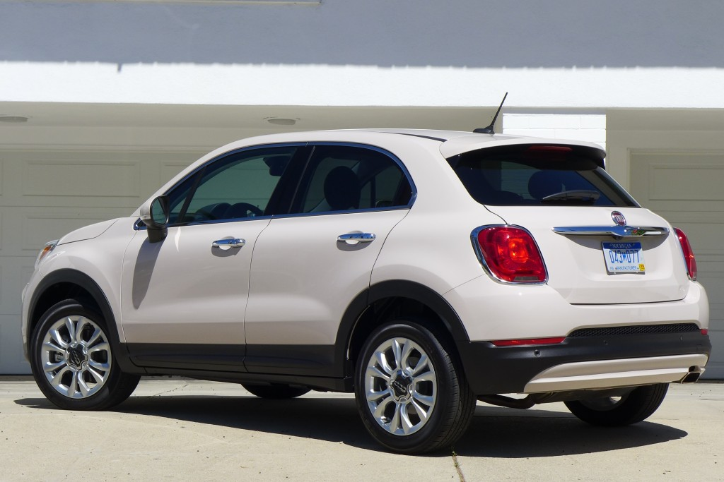 2016 Fiat 500x Lounge Fwd Gayot
