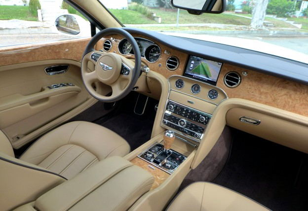 2016 bentley mulsanne chestnut interior of the 2016. Black Bedroom Furniture Sets. Home Design Ideas