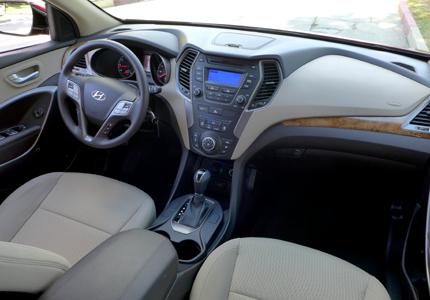 2016 Hyundai Santa Fe Sport Crossover Review Price Photos Gayot