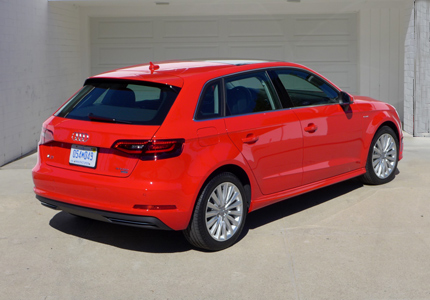 2016 Audi A3 e-tron Review Hybrid MPG Electric Range | Gayot